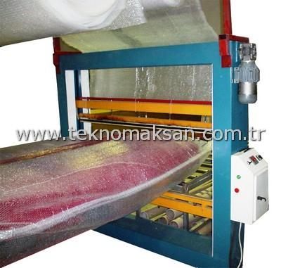 Kanepe Paketleme Makinası